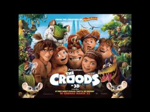 เพลงประกอบThe Croods เดอะครู้ดส์ มนุษย์ถ้ำผจญภัย