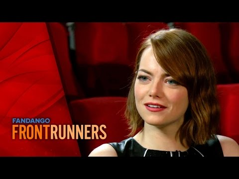 Emma Stone - Birdman | Fandango FrontRunners Season 3 (2015)