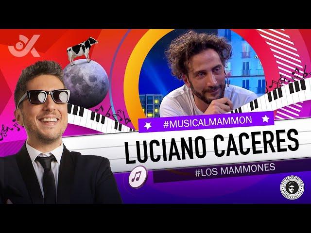 Increible #ShowMusical con Luciano Cáceres y Jey - #LosMammones