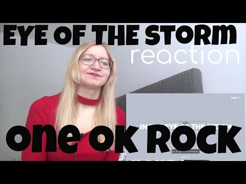 ONE OK ROCK - EYE OF THE STORM |Song Reaction| Mp3
