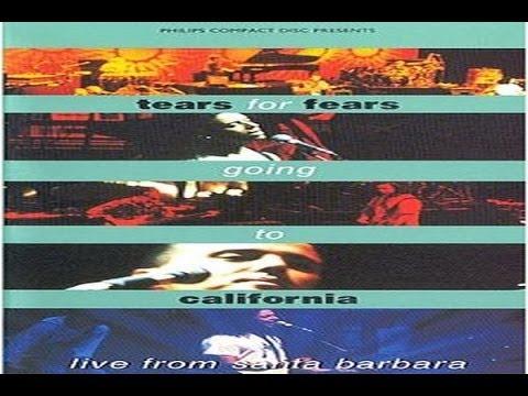 Tears for Fears _ Show Completo, Califórnia, 1992 - YouTube