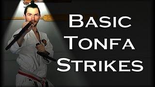 Waza Wednesday 2/1/17 - Basic Tonfa-Jutsu Strikes