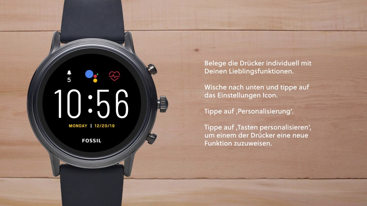 maxresdefault Smart Watch Uhr Einstellen