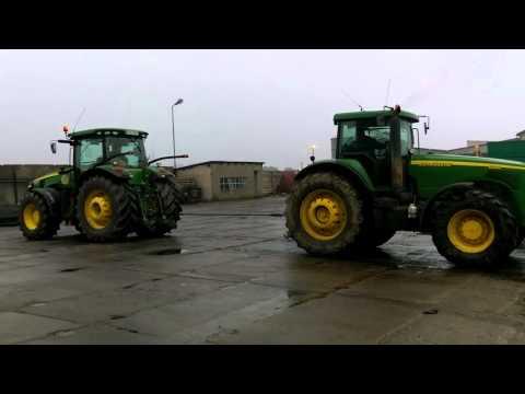 John Deere 8370r vs. 8520