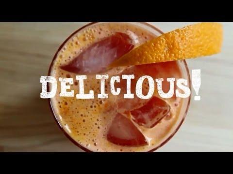 How to Make Sunshine Juice | Juicing Recipes | Allrecipes.com