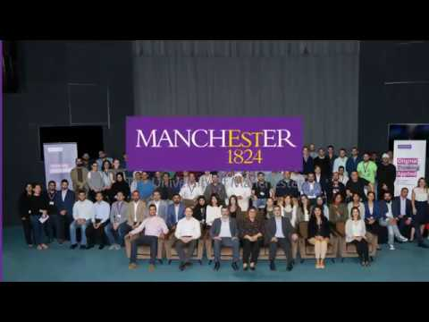 The University of Manchester Middle East Centre MBA Induction 2018