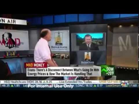October 2014 - Gary C. Evans interviews on CNBC