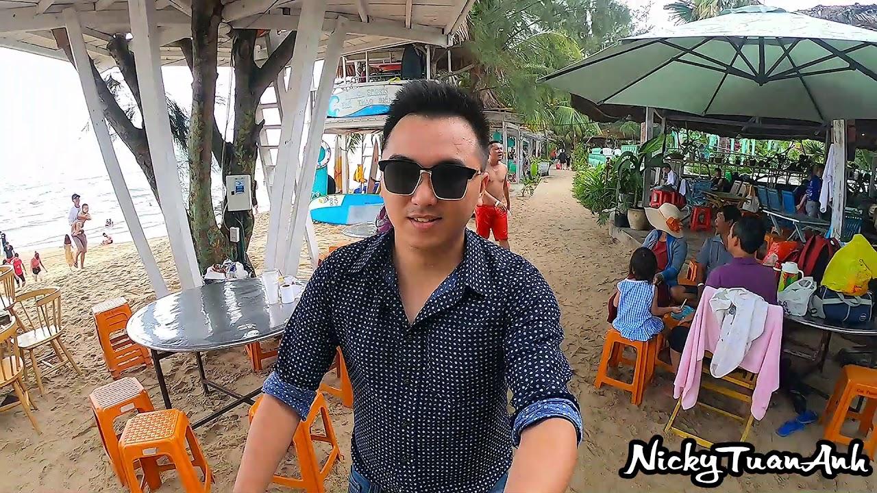Kỉ niệm du lịch CoCo Beach Camp Bình Thuận 2019 Chủ Nhật ngày 28 4 2019 Flycam NickyTuanAnh