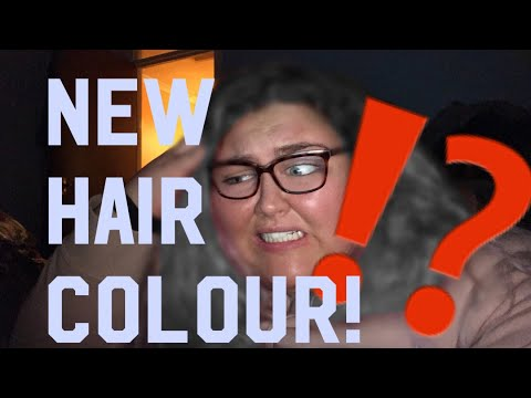 I DYED MY HAIR.... WHAT COLOUR?! *PLOT TWIST* *SURPRISE*