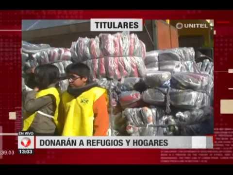 Información y noticias que a usted le interesa, titulares en Telepaís La Paz