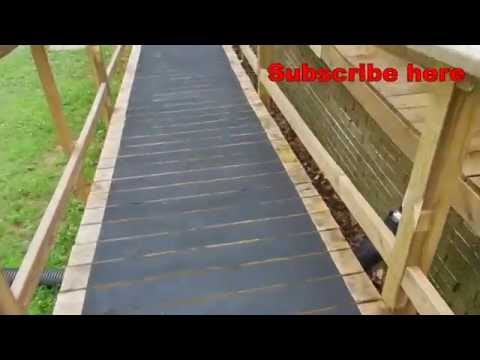 How To Add Non Skid Paint To A Ramp Youtube