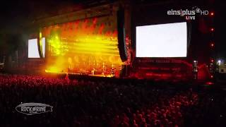 The Prodigy - The Day Is My Enemy Live @ Rock am Ring 2015 HD