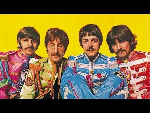 THE BEATLES Sgt Pepper Re- Release With Strawberry Fields Forever And Penny Lane