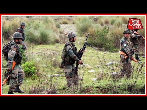 Pakistan Army Violates Ceasefire Agreement For The Third Time In 24 Hours