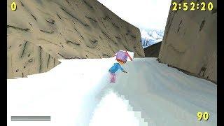 Rocket Power : Big Air Mountain (Windows game 2002)