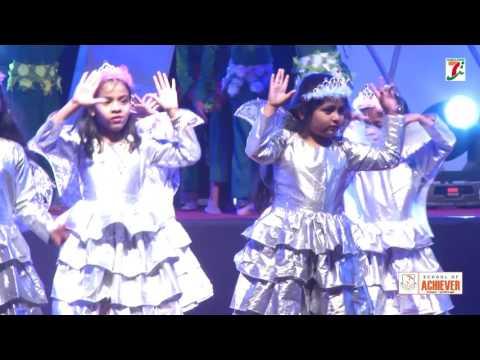 School of Achiever - Kudasan - 7th Annual Function - Fairy Dance