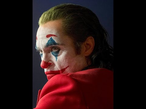 Joaquin Phoenix / Joker drawing timelapse