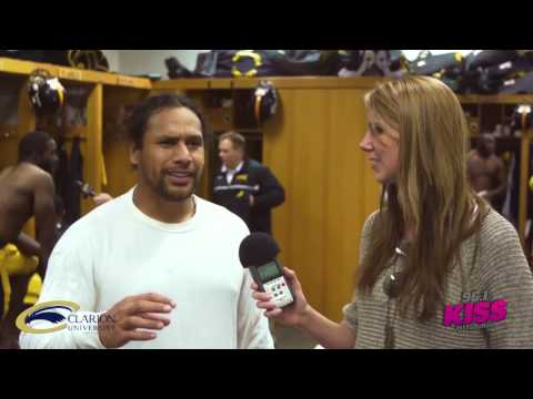 Ask the Steelers with Tall Cathy - Troy Polamalu
