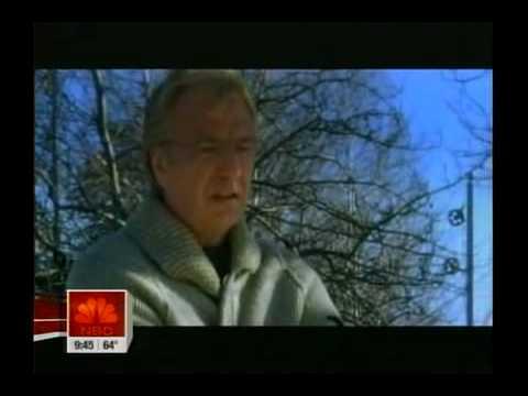 Today Show Alan Rickman Snow Cake interview