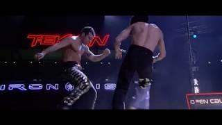 Джин Кадзама против Мигеля Рохо (фильм Tekken)