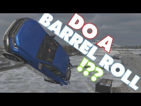 Forza Horizon 4   DO A BARREL ROLL??!   108