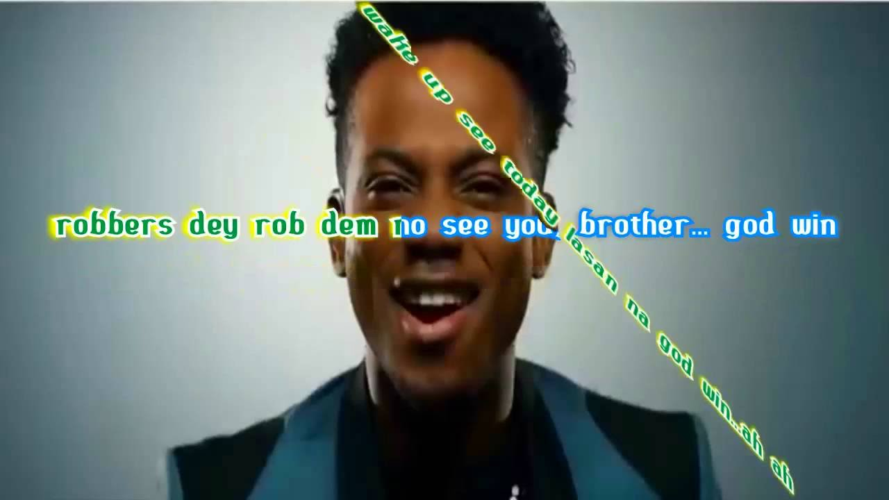 korede bello god win