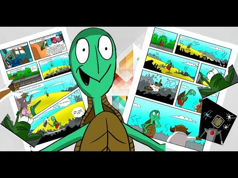 Shell Quest - Terry's Cartoon Adventures