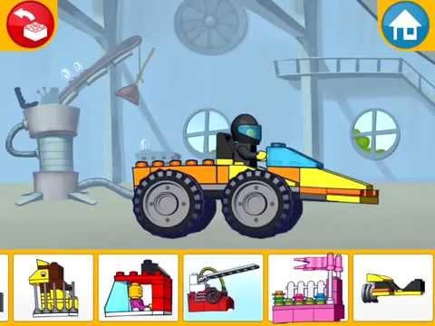 Lego Juniors! Лего Игры! САМЫЕ НЕОБЫЧНЫЕ МАШИНЫ! Серия 23! Лего для МАЛЬЧИКОВ И ЛЕГО ДЛЯ ДЕВОЧЕК!
