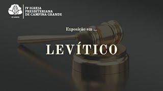 As exigências sacerdotais Lv 21.1-24 l Rev. Clélio Simões 11/04/2021