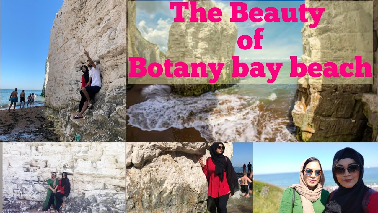 How was our sea beach trip ❤️ the Botany bay beach in Kent /Vlog-19