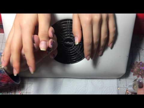 Камифубуки для ногтей: 8 примеров дизайна, как пользоваться