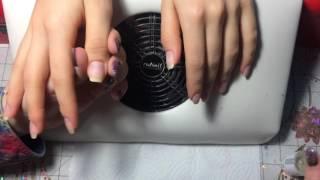 Коррекция Гель-лака, Комбинированный маникюр, выравнивание ногтевой пластины!