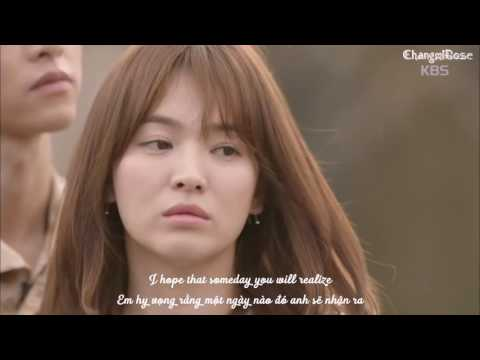 [Descendants Of The Sun OST Part 4] You Are My Everything - Gummy (Eng Lyrics + Vietsub)