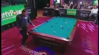 Efren Reyes vs Earl Strickland - IPT North American Open 2006 (Round 3 action)