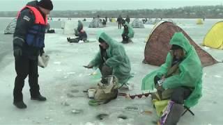 Запорізькі рятувальники з фахівцями Рибохорони попереджали рибалок