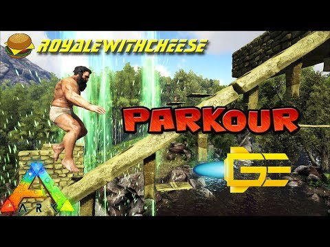Evo Hurts Us, Syntac Cheats, Cheese Parkours so Hard!!! 🔥-ARK Survival Evolved