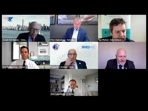 2021 - 15th Annual International Shipping Forum - Addressing The Crewing Crisis