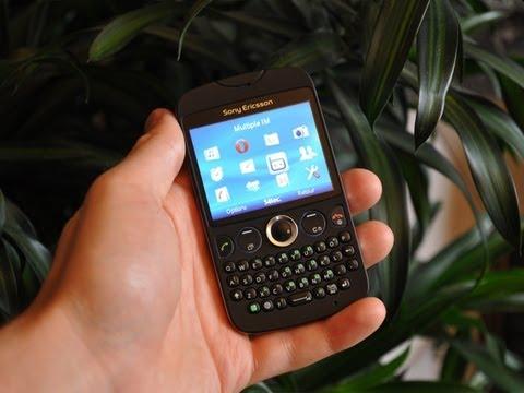 Test du Sony Ericsson Txt - par Test-Mobile.fr