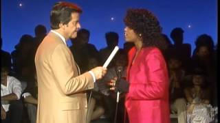 Dick Clark Interviews Evelyn Champagne King- American Bandstand 1984