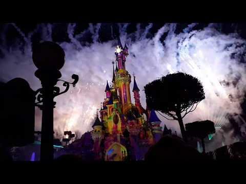 Disney Illuminations 2020 - Disneyland Paris