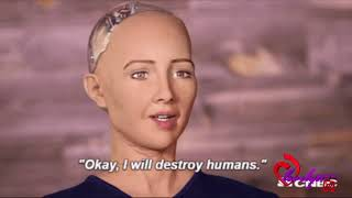 """re-loaded! """"Sophia the robot"""" becomes a citizen of Saudi Arabia...many people are troubled by this"""