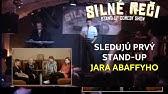Prvý stand-up Jara Abaffyho (komentujú Jano Gordulič, Jakub Zitron Ťapák, Simona a Matej Makovický)