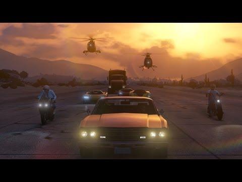 GTA V Live-Stream: Xbox Live! Free-roaming!, Fun, Snow,Drunk Times & More #3