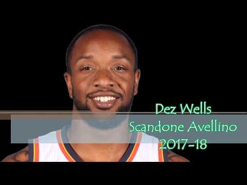 Dez Wells Skills, Scandone Avellino 2017-18