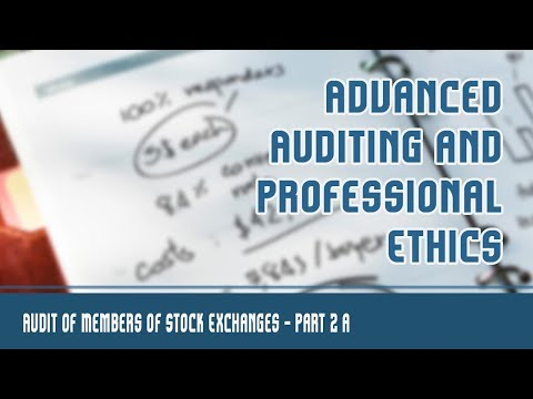 Audit Of Members Of Stock Exchanges | Types Of Margin | Detailed Explanation | Part 2 A