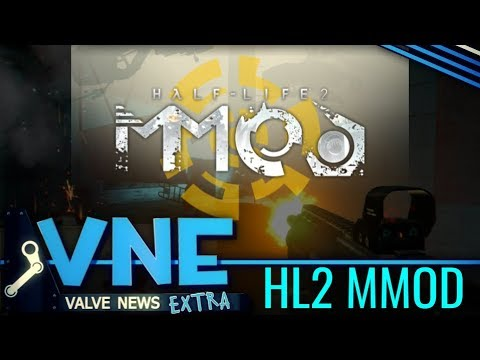 VNN Plays - Half-Life 2: MMod