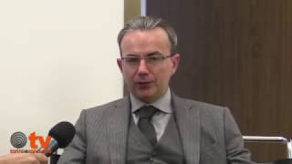 Il DG di Federmeccanica Stefano Franchi nel Canavese