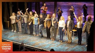 Come From Away's Opening Night | West End Curtain Call