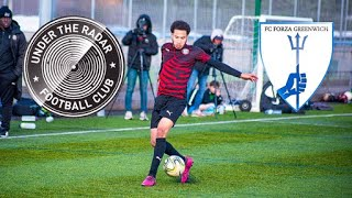 YOU WON'T BELIEVE THIS SKILL!!! - UNDER THE RADAR FC VS FORZA GREENWICH
