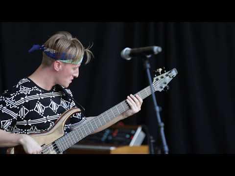 Brady Watt & the Lifetronics Live at Harlem Arts Festival